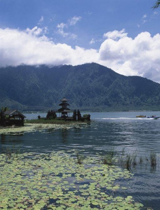 Beautiful settings of Indonesia