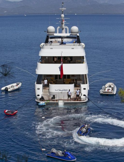 Superyacht TURQUOISE Offers up to 30% Discount on Caribbean Charters Between February and April  photo 4