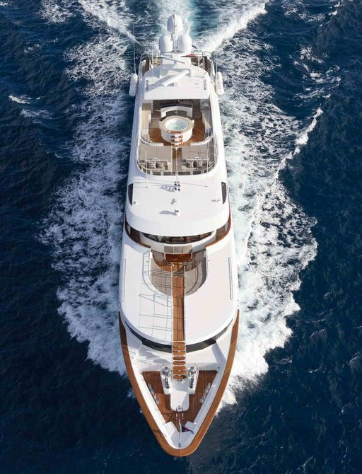 Superyacht ROCKSTAR Confirmed For Palm Beach Boat Show 2016 photo 1