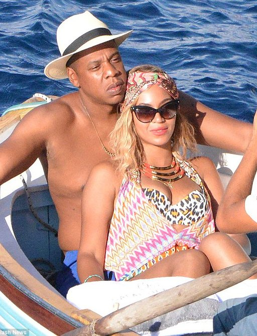 Beyonce and Jay Z often enjoy the privacy and freedom that superyacht vacations provde
