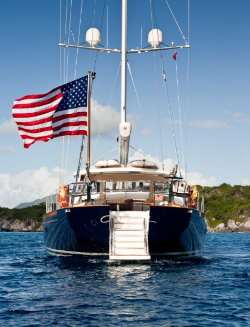 33m sailing yacht MARAE: Special charter offer for New England photo 1