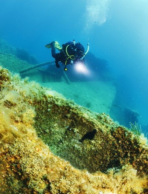 The Ultimate Guide To Wreck Diving In Greece photo 7