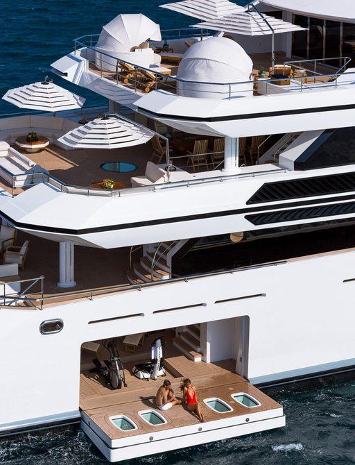 Brand New 63m/207ft Motor Yacht IRIMARI Joins the Charter Fleet photo 5