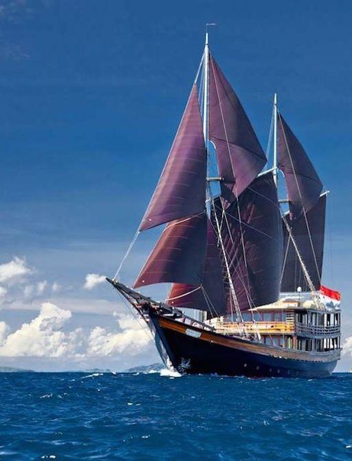 Charter New Superyacht DUNIA BARU in Indonesia photo 1