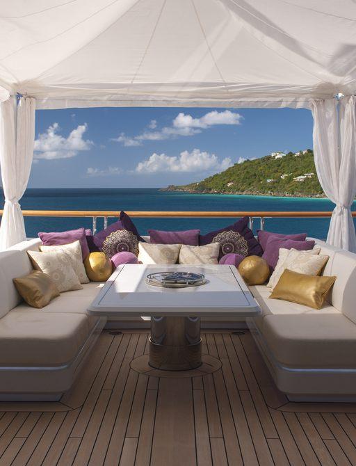 Luxury Yacht SOLANDGE Available in the Caribbean this Winter Season photo 6
