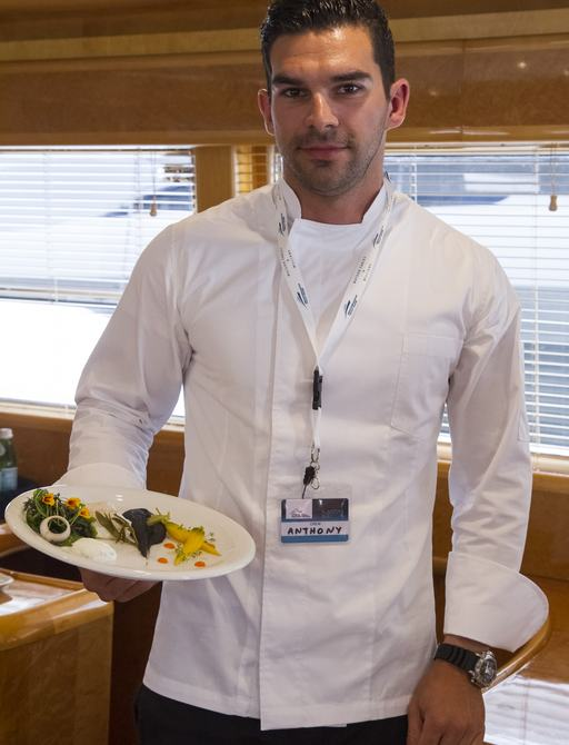 Revealed: The Winning Charter Yacht Chefs & Tablescapers At The Mediterranean Yacht Show 2016 photo 12