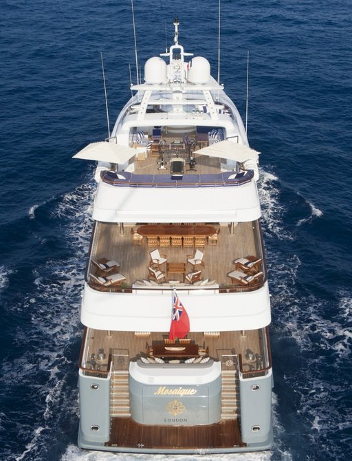 5 Of The Best Superyachts Available For Charter At The Monaco Grand Prix 2017 photo 7