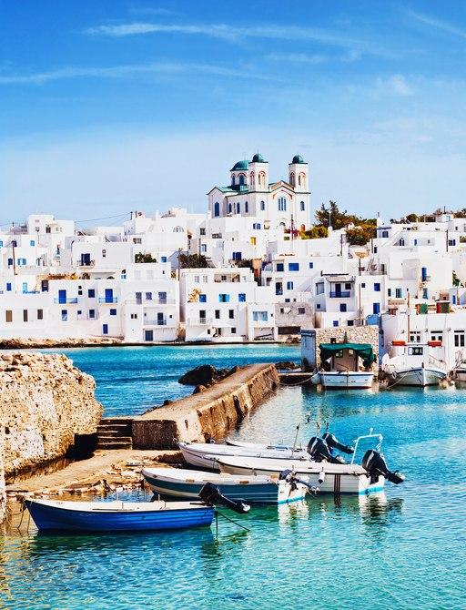 Greece villages