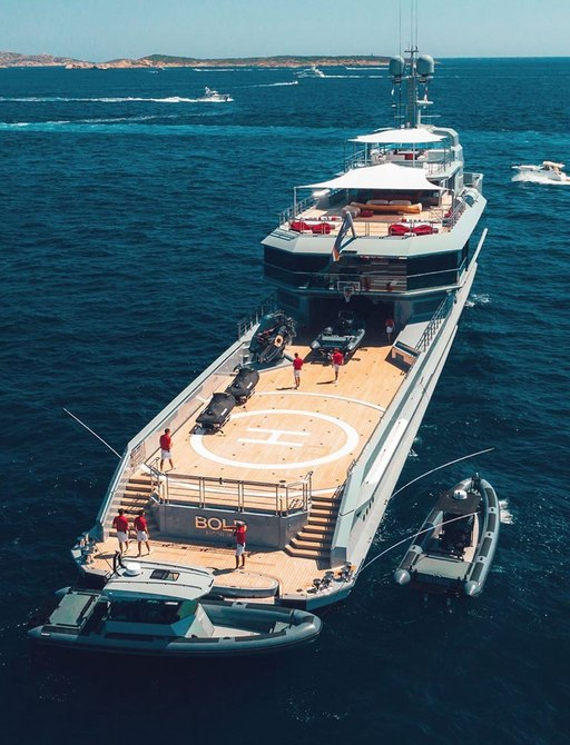 Charter yachts nominated for the 2020 Design & Innovation Awards photo 22