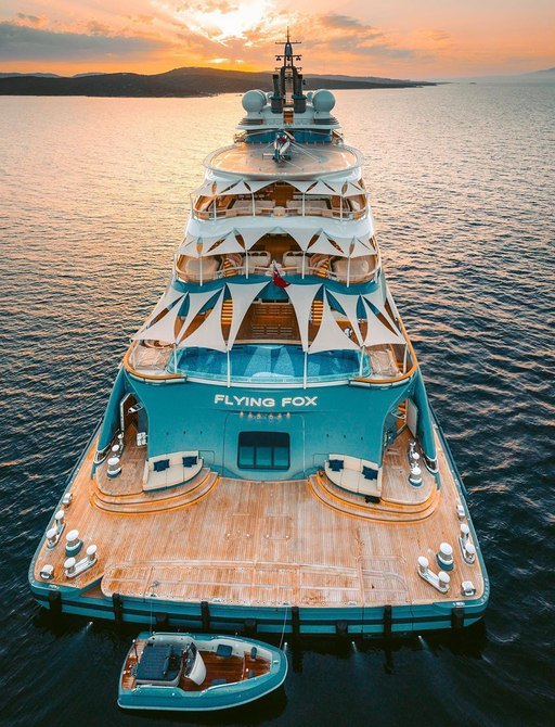 Charter yachts nominated for the 2020 Design & Innovation Awards photo 13