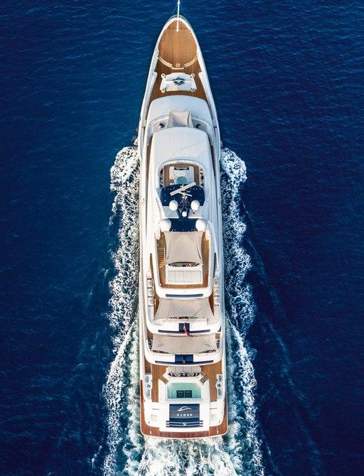 74m CRN Superyacht 'Cloud 9' set to attend  Monaco Yacht Show 2018 photo 5
