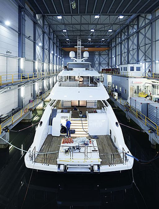 Heesen launches second hybrid yacht Project Electra photo 2