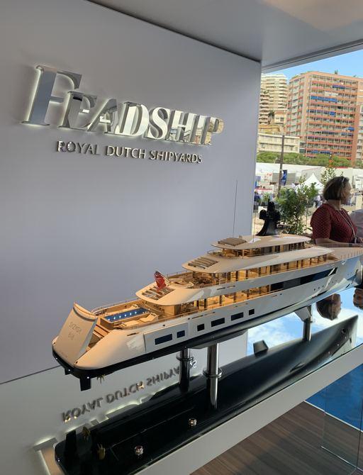 Doors open at Monaco Yacht Show 2019 photo 11