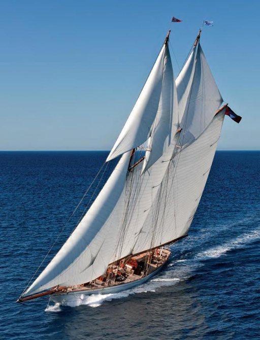 Sailing yacht Germania