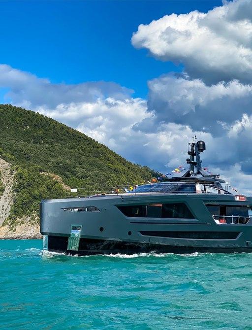 New 40m motor yacht Panam joins charter fleet photo 7