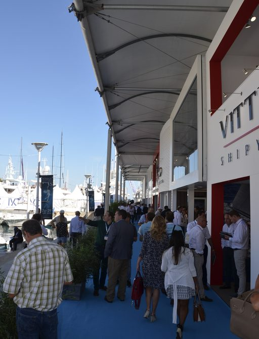 All the action from the Monaco Yacht Show 2018 so far photo 6