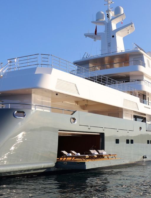 Yacht from TENET movie is revealed as $101m superyacht 'Planet Nine' photo 7