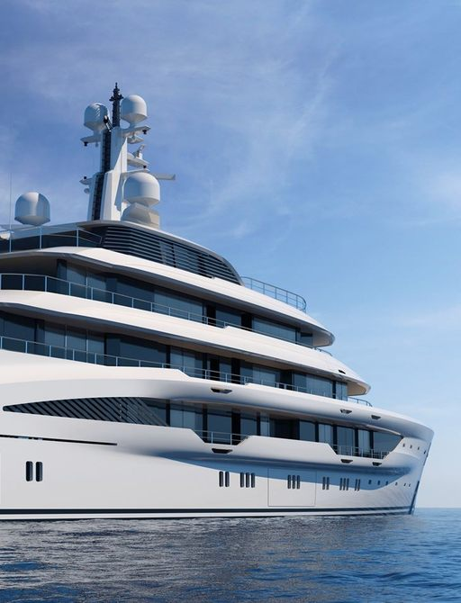Largest fully-custom Amels superyacht close to technical launch photo 2