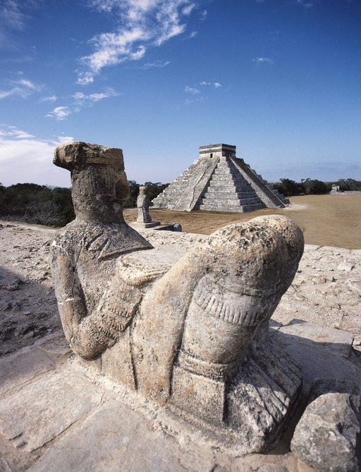 ancient temples and ruins in Mexico
