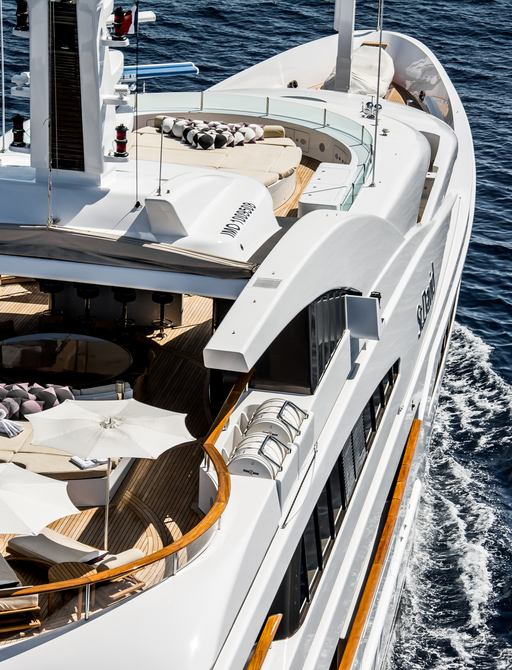Seychelles yacht charter special offered by 60m luxury yacht 'St David' photo 12