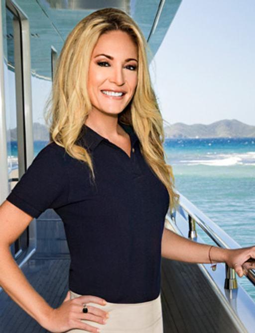 'Ohana' Chief Stewardess Kate Chastain