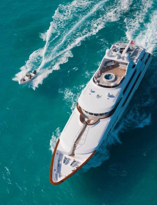 Charter yacht 'Carpe Diem II'