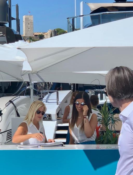 Cannes Yachting Festival 2019: Day 4 in pictures  photo 1