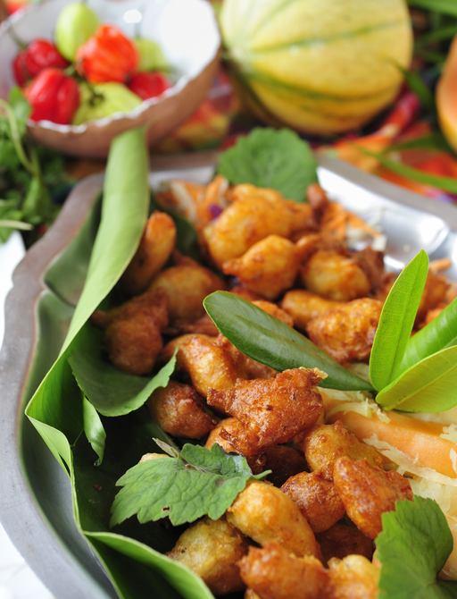 Food in Bequia