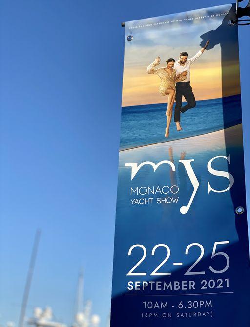 Doors open at Monaco Yacht Show 2021 photo 7