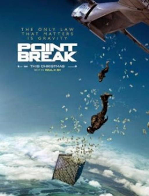 Film poster of Point Break 2