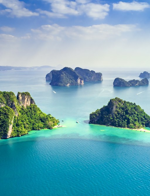 Island in Thailand in South East Asia, Indian Ocean