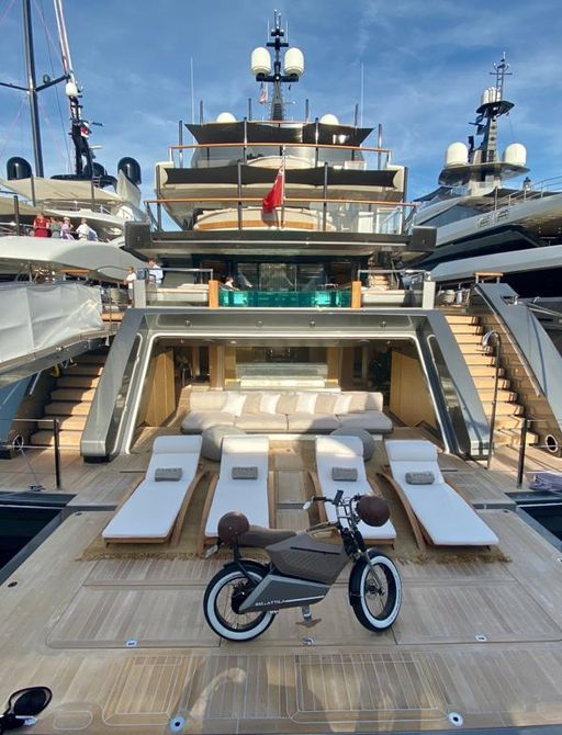 Doors open at Monaco Yacht Show 2019 photo 4