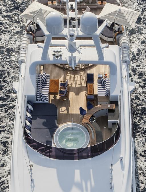 5 Of The Best Superyachts Available For Charter At The Monaco Grand Prix 2017 photo 4