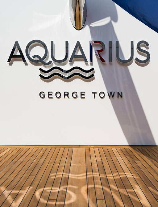 92m Feadship superyacht AQUARIUS joins the 2018 Monaco Yacht Show line-up photo 6