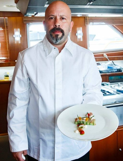 REVEALED: Winners of the 2017 Mediterranean Yacht Show Chefs' Competition photo 2