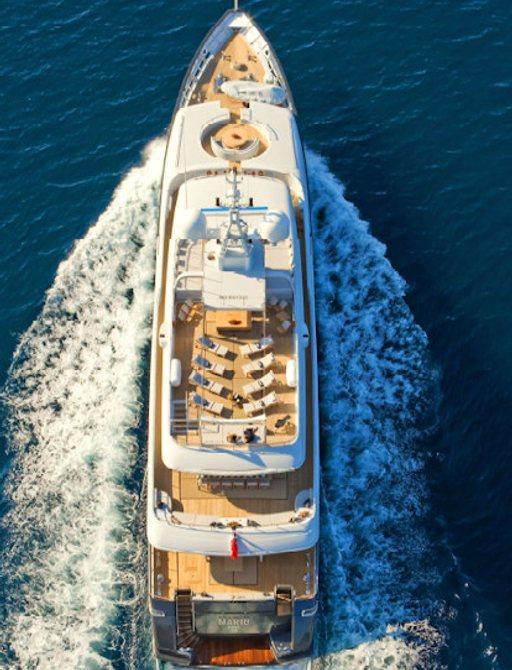 Special last-minute deal on charters around Greece aboard luxury yacht MARIU photo 1
