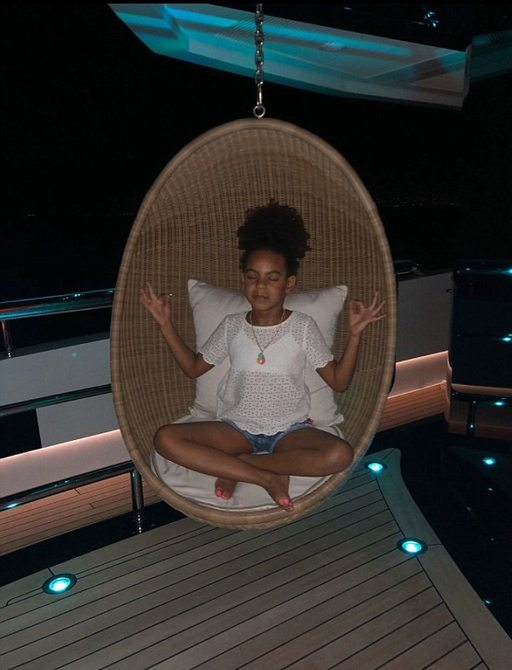Beyonce shares the magic of chartering a superyacht with her millions of followers photo 13