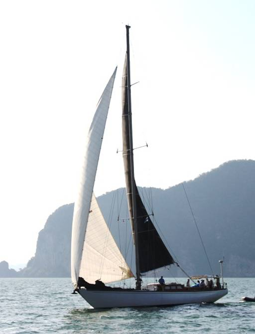 charter a sailing yacht in south east asia