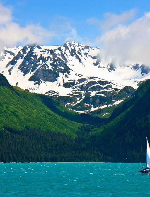 enjoy an alaska luxury yacht charter on superyacht TALOS