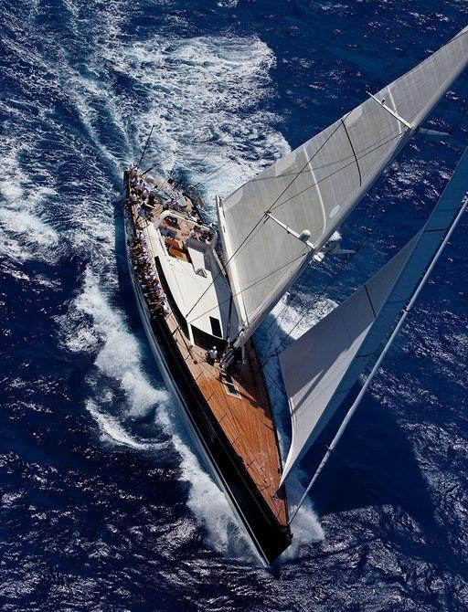 Charter Yachts Win Big At The Loro Piana Caribbean Superyacht Regatta photo 3