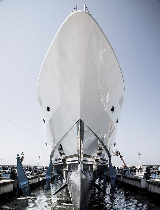 Benetti launches superyacht SPECTRE photo 4
