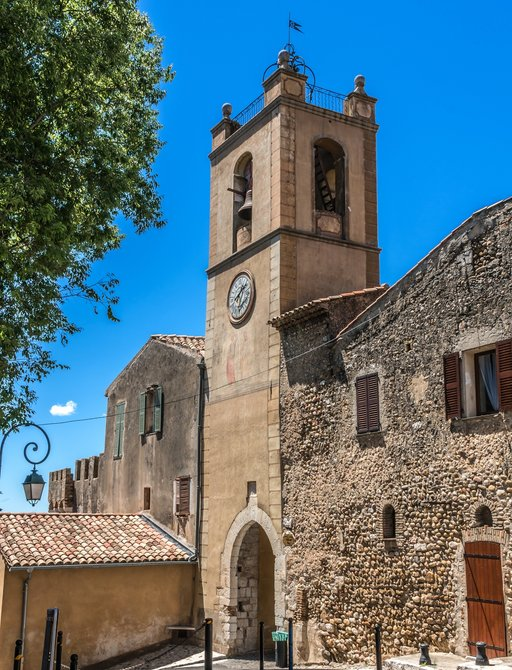 Eglise du Suquet in Le Suquet, Cannes