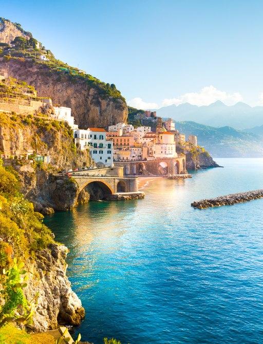 Cinque Terre on the Italian Riviera