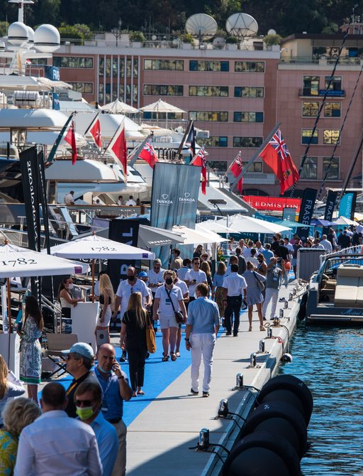 Boardwalk at the MYS 2021