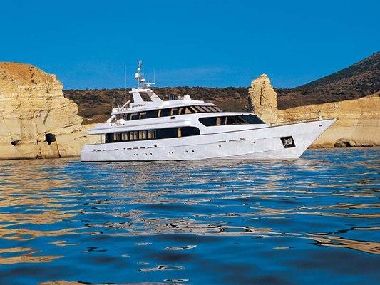Carmen Fontana Yacht Main Profile