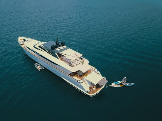 White Knight Yacht