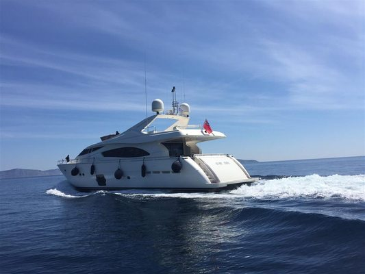Day Off Yacht