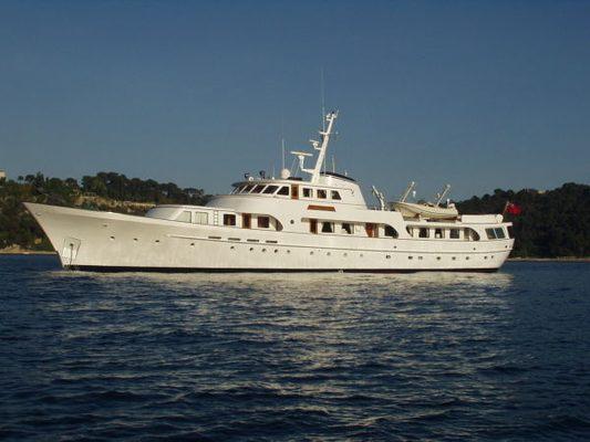 Secret Life Yacht Profile