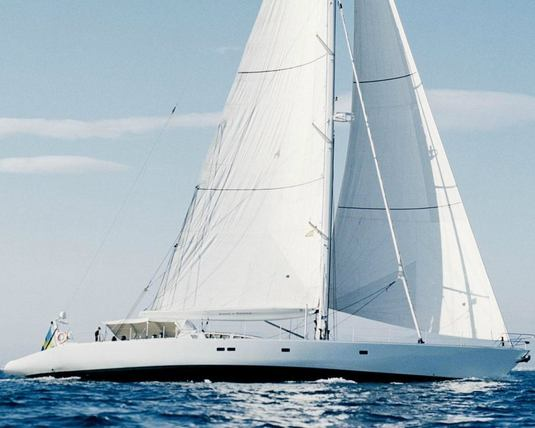 Susanne af Stockholm Charter Yacht