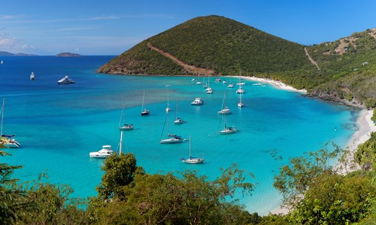 BVI yacht charters: relaxation of COVID-19 measures for fully vaccinated visitors
